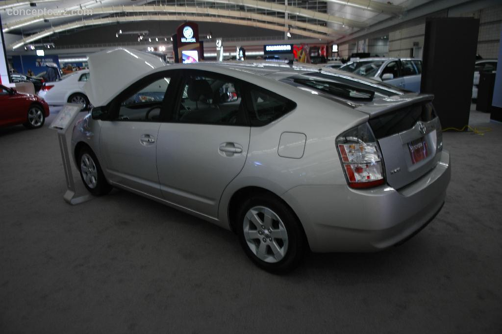 auction results and data for 2005 toyota prius. Black Bedroom Furniture Sets. Home Design Ideas