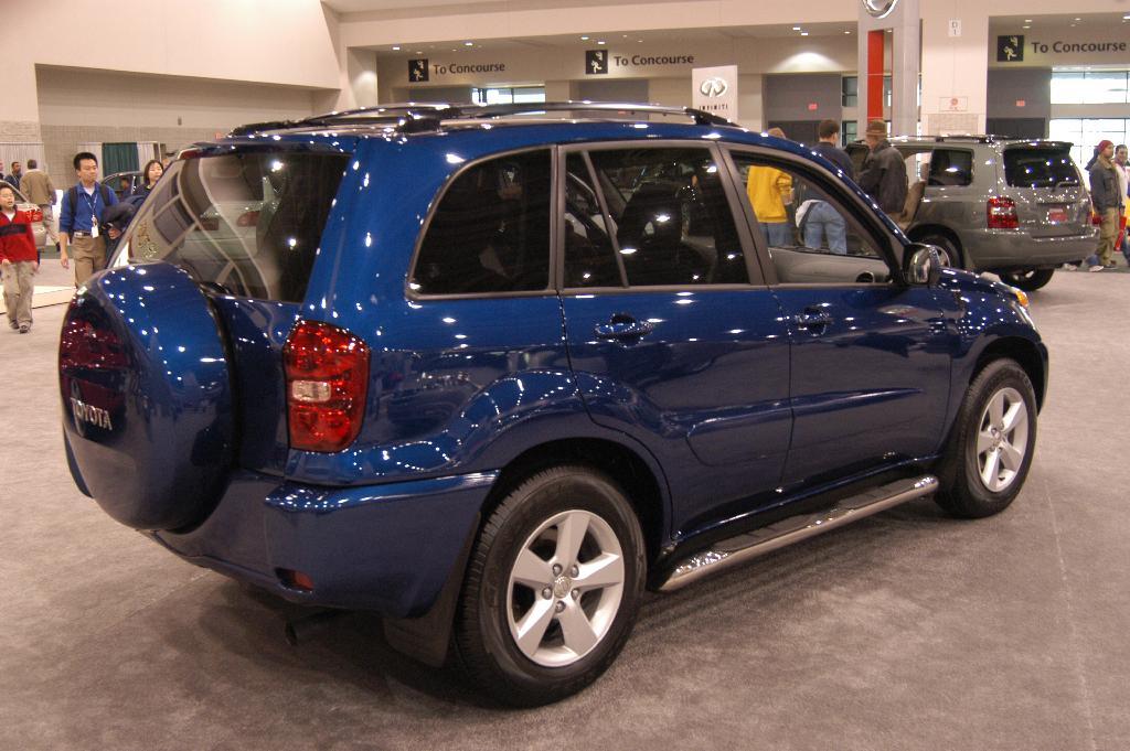 2005 Toyota Rav4 Image