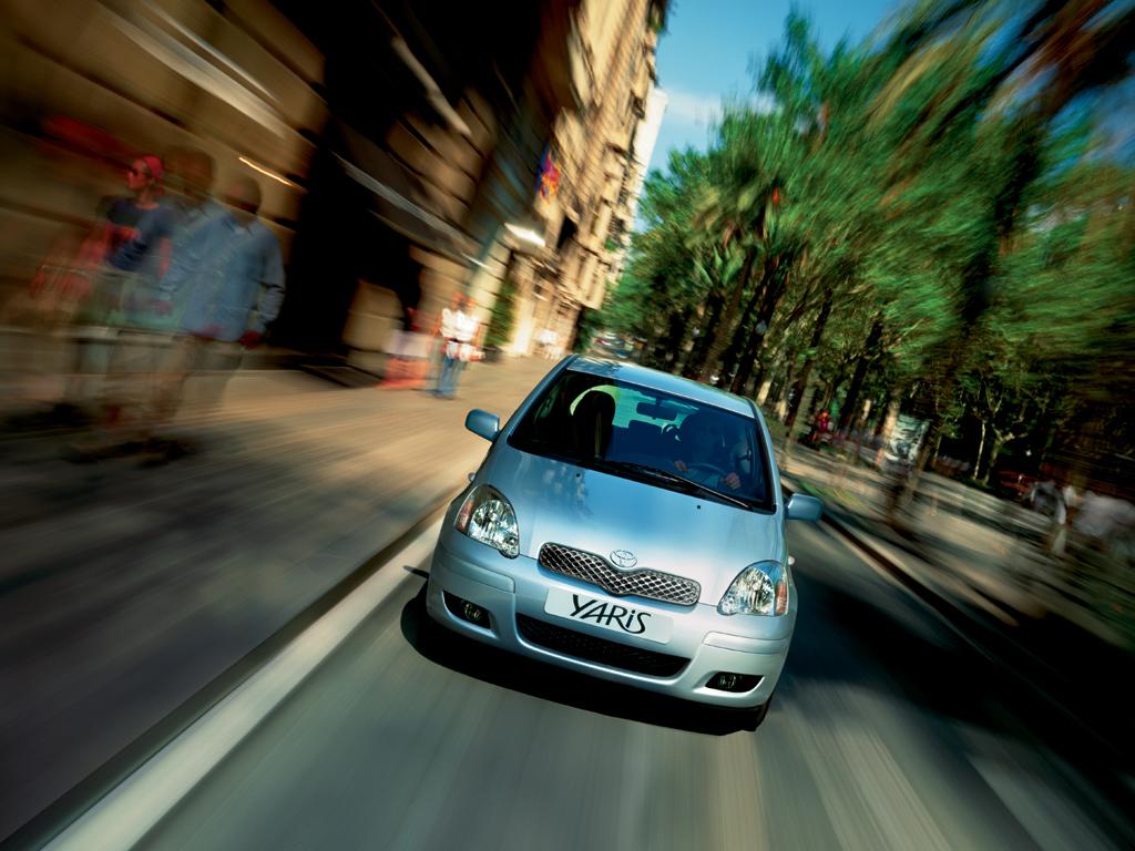 2003 Toyota Yaris Image
