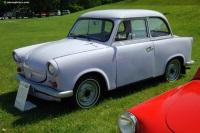 1963 Trabant P600 image.