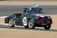1955 Triumph TR2 image.