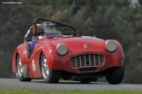 1957 Triumph TR3 image.
