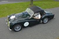 1960 Triumph TR3A image.