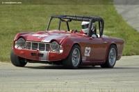 1962 Triumph TR4 image.
