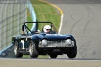 1963 Triumph TR4 image.