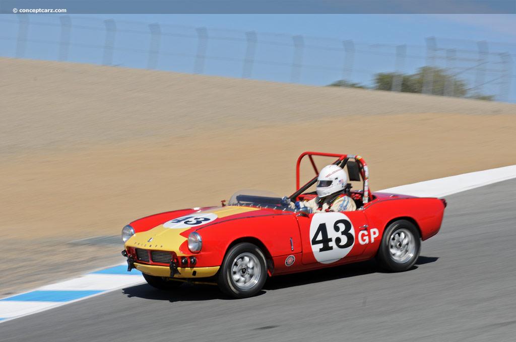 1964 triumph spitfire mk1 mark i   conceptcarz