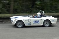 1964 Triumph TR4 image.