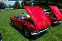 1965 Triumph TR4A image.