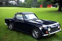1968 Triumph TR250 image.