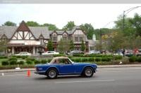 1969 Triumph TR6 image.