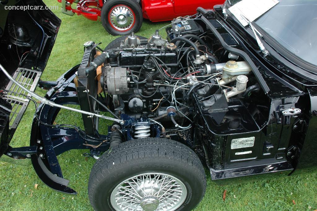 Triumph Spitfire Mk Dv Pvgp on Alfa Romeo Spider 1990
