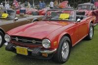 1976 Triumph TR6 image.