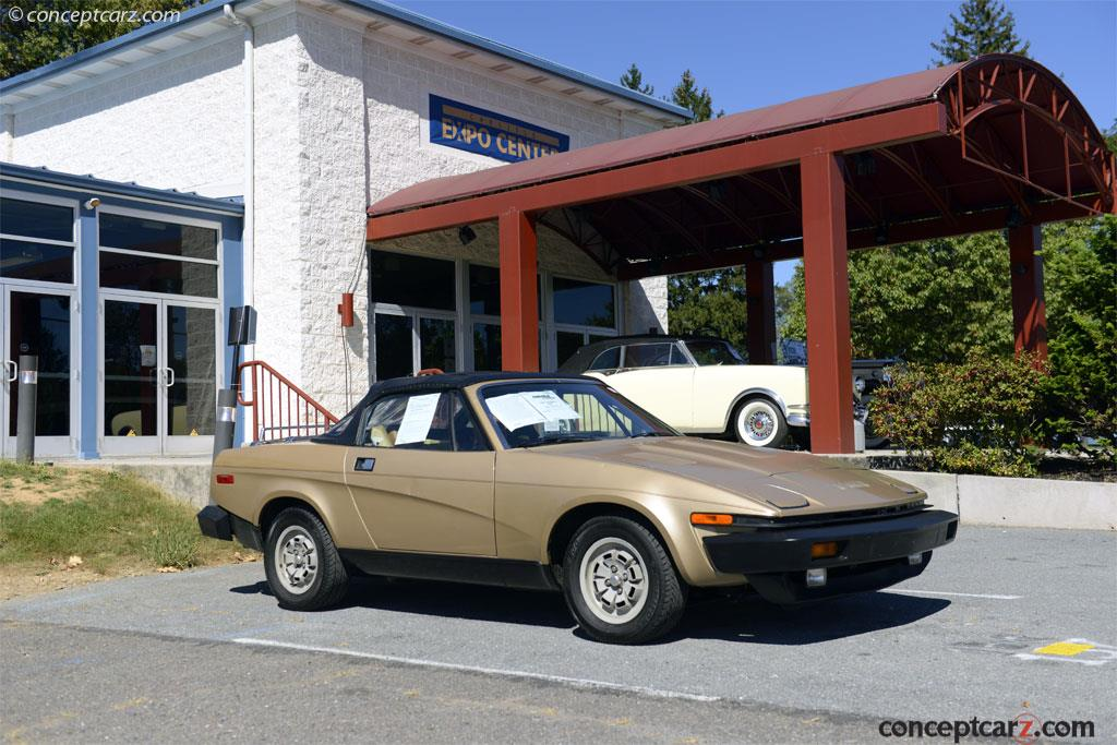 Triumph TR8 pictures and wallpaper