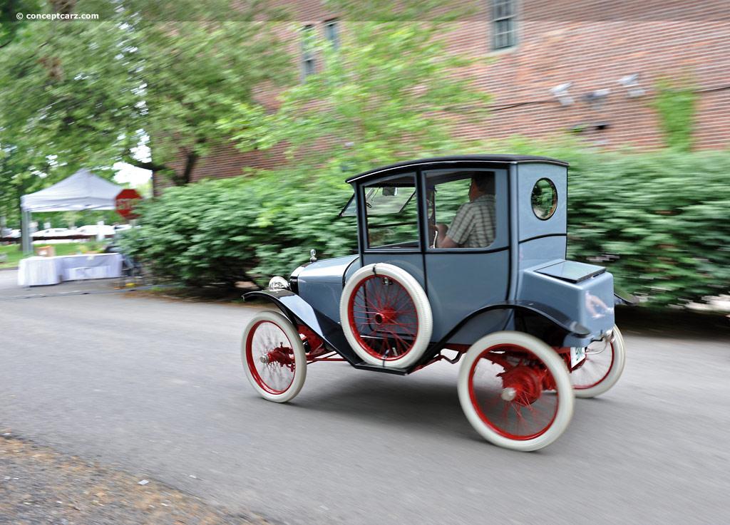 1914 Trumbull Cyclecar Image