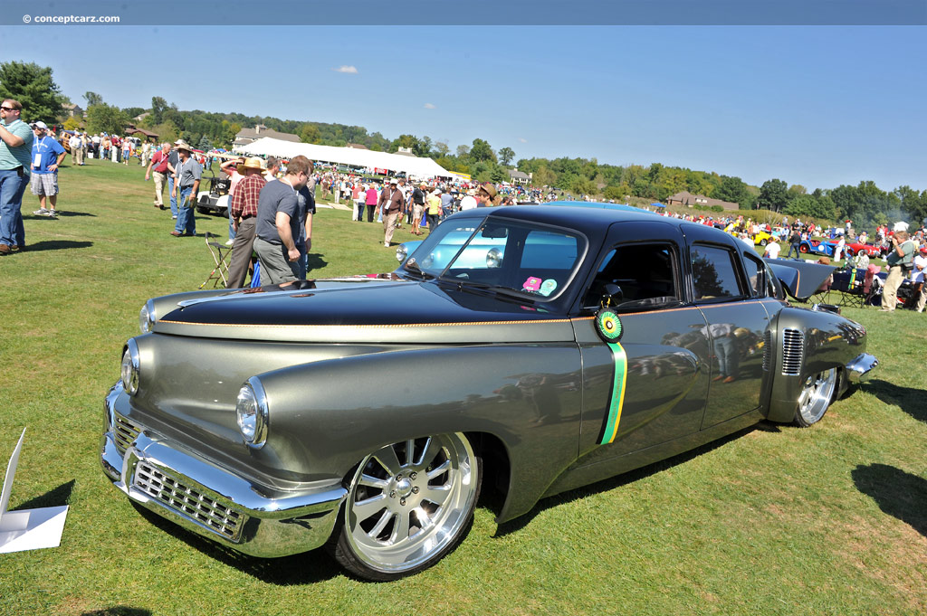 1948 Tucker 48 Torpedo Forty Eight Conceptcarz