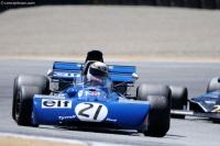 1971 Tyrrell 004 image.