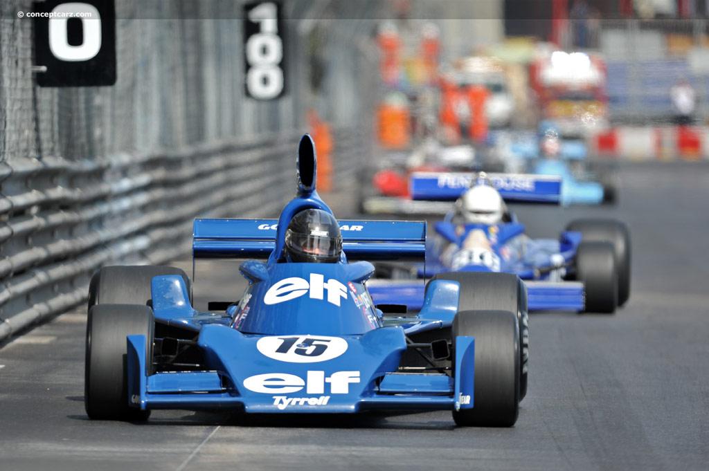 1974 Tyrrell 007 Conceptcarz Com