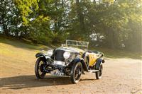 1925 Vauxhall 30/98 image.