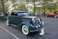 1934 Vauxhall Model BX image.