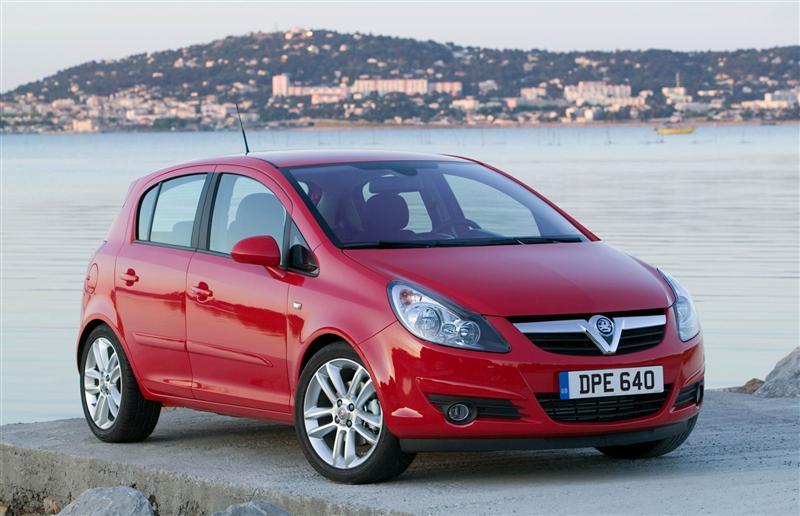 2009 Vauxhall Corsa Image