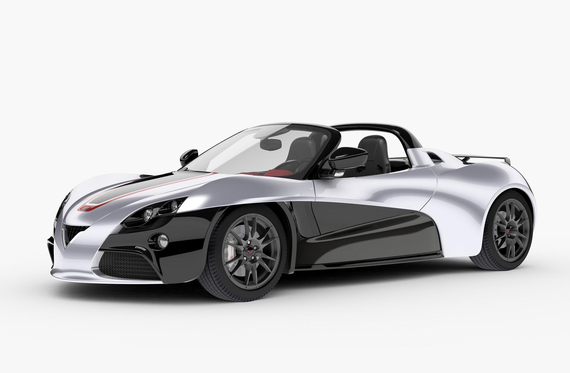 Race Car Venturi