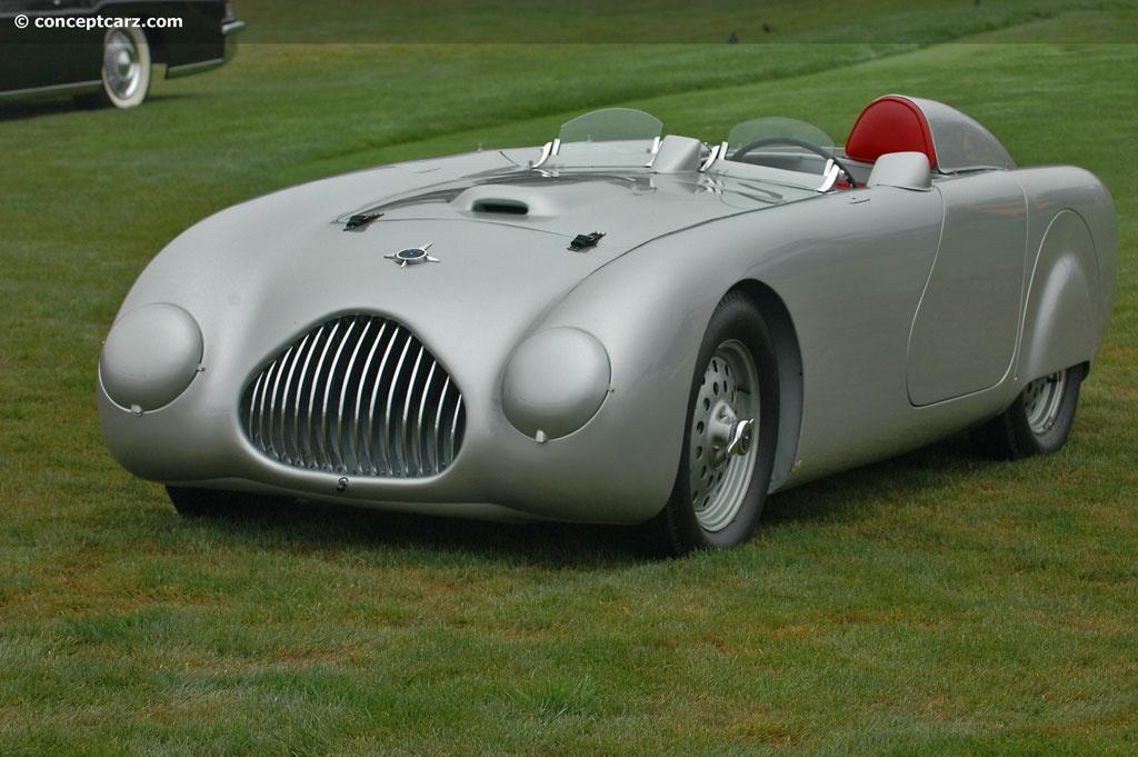 1949 Veritas Bmw Rennsport Spyder Conceptcarz Com