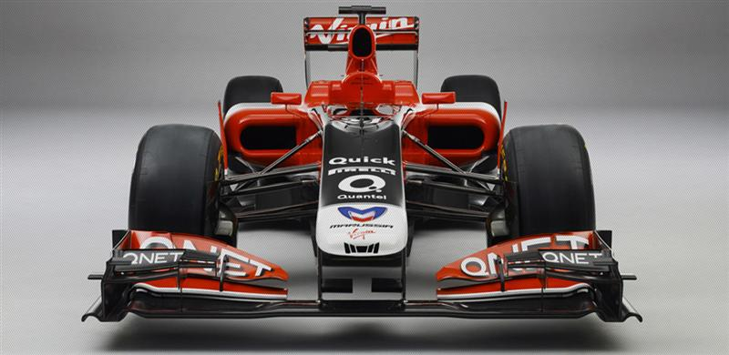 2011 Virgin MVR-02 Cosworth Image