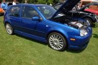 2003 Volkswagen Golf R32 image.