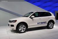 2011 Volkswagen Touareg image.