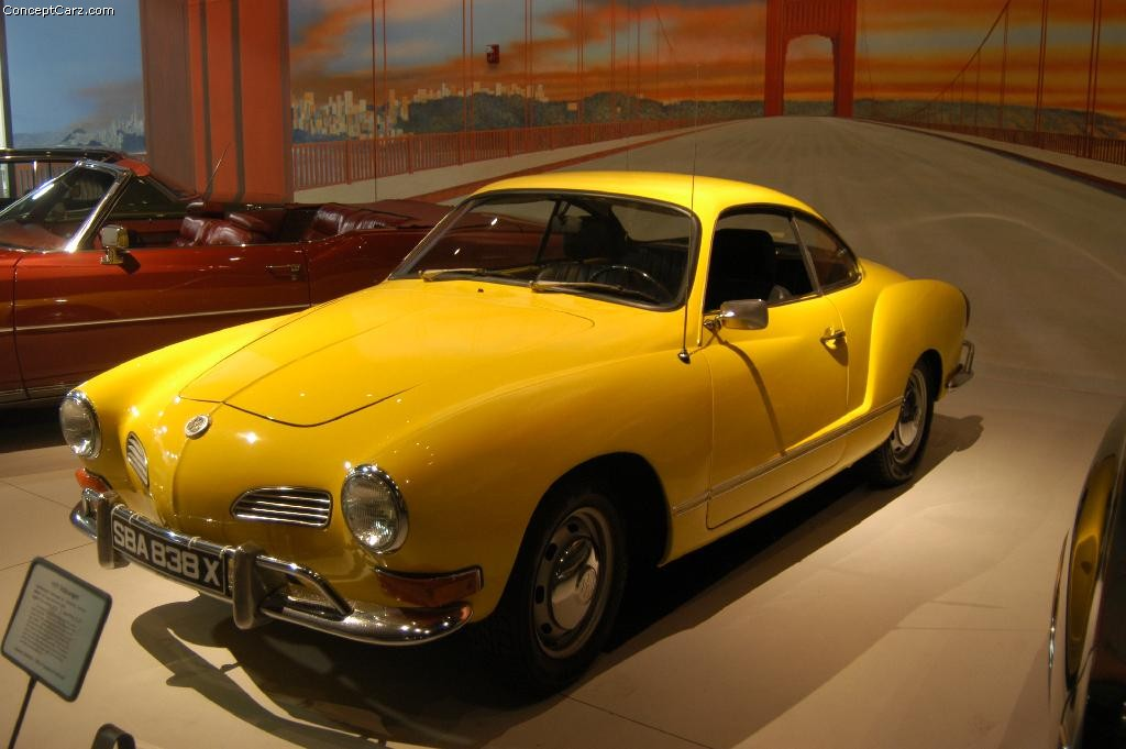 volkswagen  karmann ghia pictures history  research news conceptcarzcom