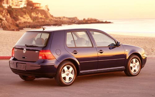 2005 Volkswagen Golf photo on passat specifications