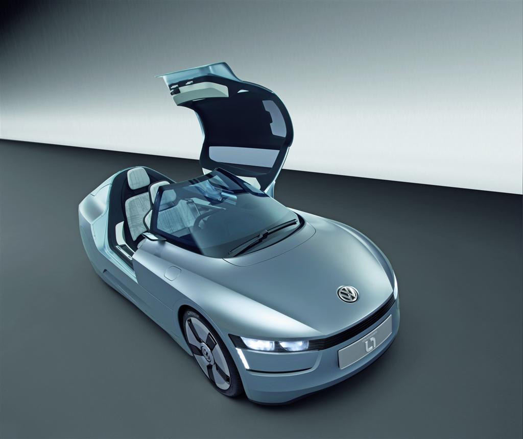2010 Volkswagen L1 Concept