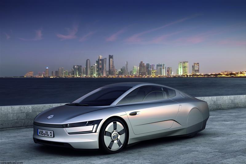 volkswagen xl concept image