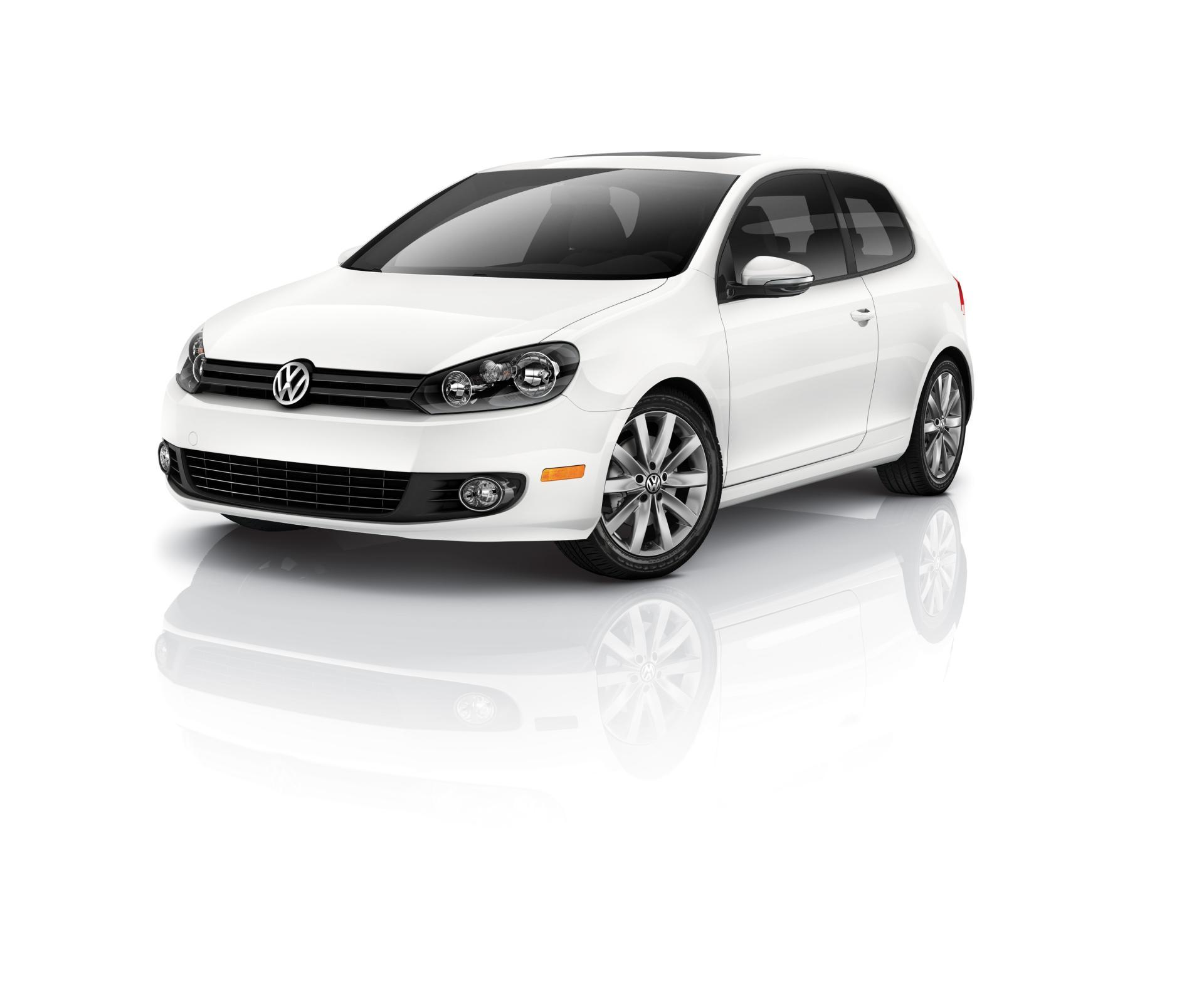 Volkswagen Golf 2012 2012 Volkswagen Golf Image