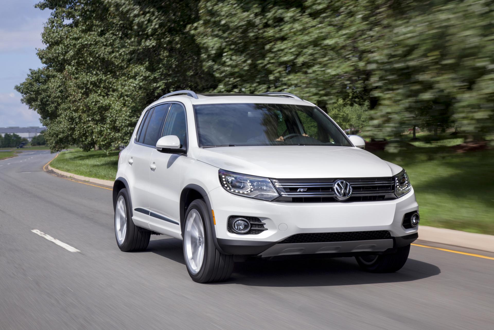 2014 Volkswagen Tiguan Conceptcarz Com