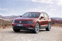 Volkswagen Tiguan Monthly Sales