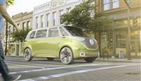 2017 Volkswagen I.D. BUZZ Concept