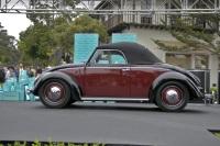 1950 Volkswagen Beetle 1100 Deluxe image.
