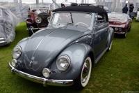1955 Volkswagen Beetle image.