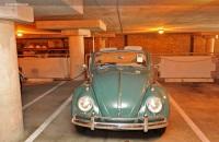 1960 Volkswagen Beetle image.