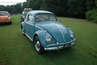 1962 Volkswagen Beetle 1200 image.