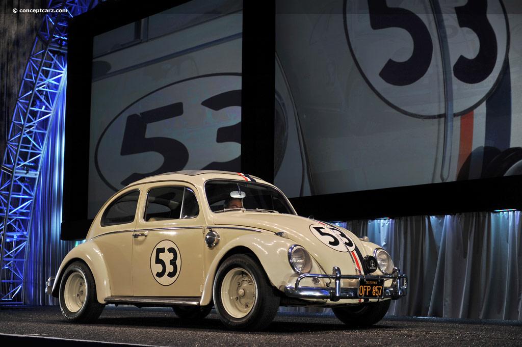 1963 Volkswagen Beetle (Herbie the Love Bug, Herbie: Fully Loaded) - Conceptcarz