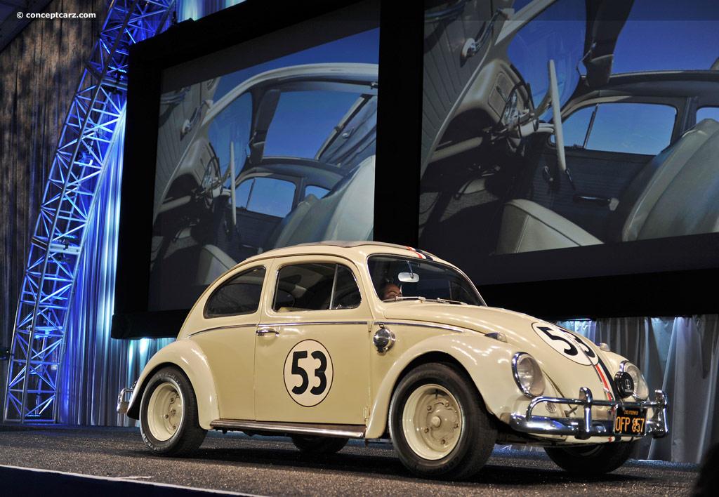 volkswagen beetle herbie  love bug herbie fully loaded conceptcarz