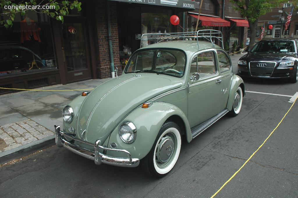 Auction results and data for 1963 Volkswagen Beetle - conceptcarz.com