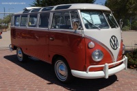 1964 Volkswagen Microbus image.