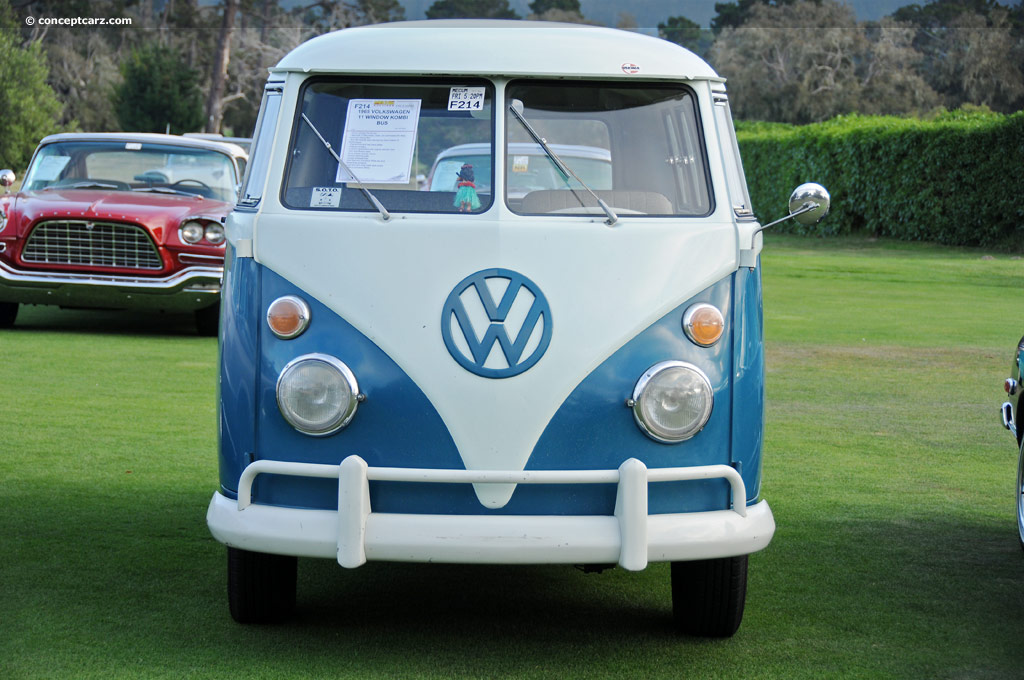 1965 Volkswagen Transporter Pictures, History, Value ...