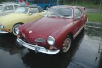 1965 Volkswagen Karmann-Ghia image.
