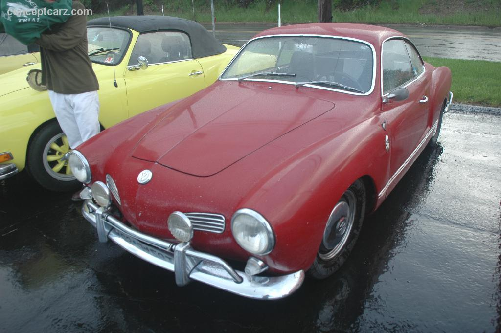 1966 Volkswagen KarmannGhia 1300 Technical Specifications and