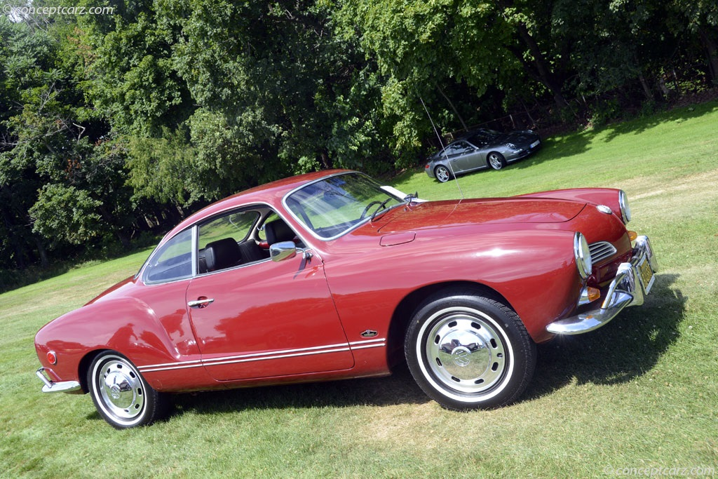 1969 Volkswagen Karmann Ghia Pictures History Value