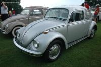 1969 Volkswagen Beetle 1500 image.